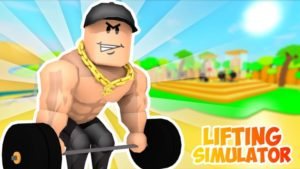 Lifting Simulator скрипт