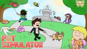 Pet Simulator скрипт